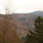 Ausblick vom Helbing - Felsen