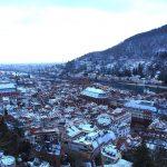 Blick über die Altstadt Heidelberg