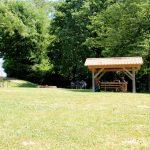 Picknickplatz am Margarethenschluchtpfad
