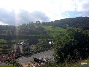 Landschaft Bollendorf Berge
