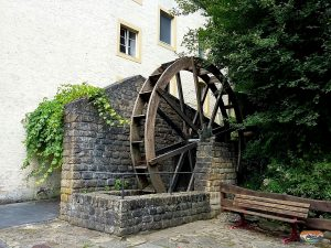 Wasserrad Bollendorf