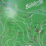 Karte Buehlertal
