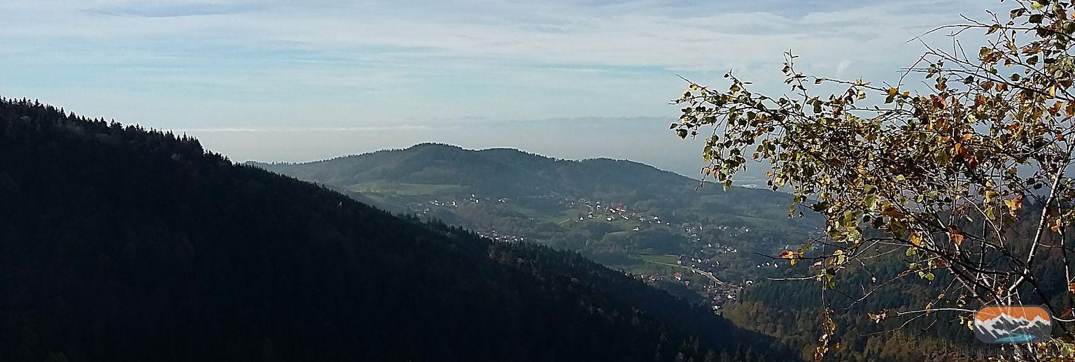 Ausblick vom Wiedenfelsen