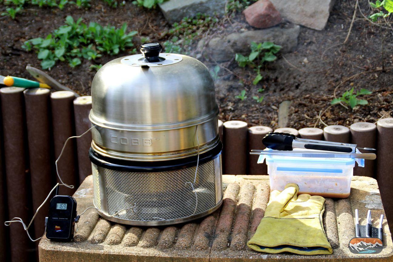 Cobb Gasgrill Pulled Pork : Cobb grill die küche für unterwegs