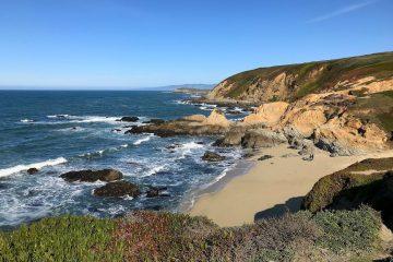Küste Bodega Bay