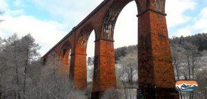 Bogenbrücke, Viadukt
