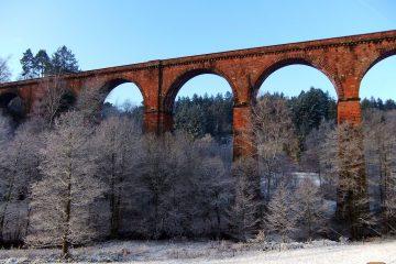 Bogenbrücke Viadukt
