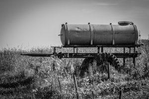 Tankwagen Trinkwasser