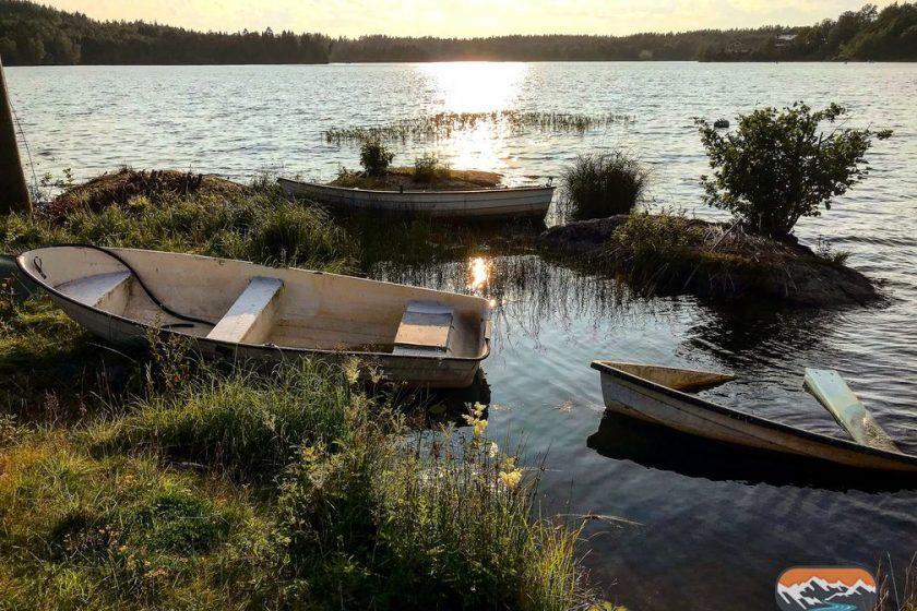 See Ruderboote